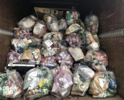 【神埼郡吉野ヶ里町】2トントラック1台分の不用日回収☆大量のごみを抱えて困っていたお客様のお悩みを解決できました!