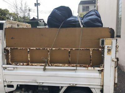 【佐賀県鹿島市】お引っ越しで出る不用品回収のご依頼☆大量の不用品も指定日でスピーディーに搬出!大変ご満足頂けました!
