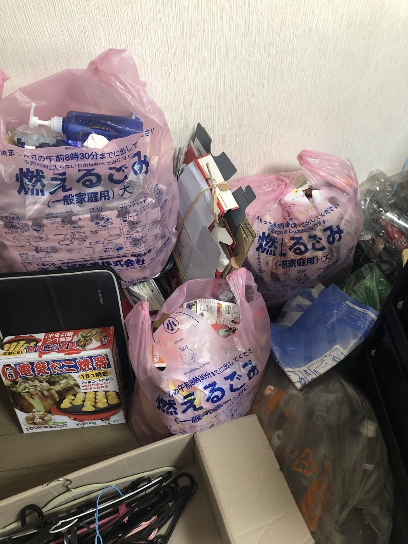 【佐賀市】大型家具や家庭ごみの出張回収・処分のご依頼 お客様の声