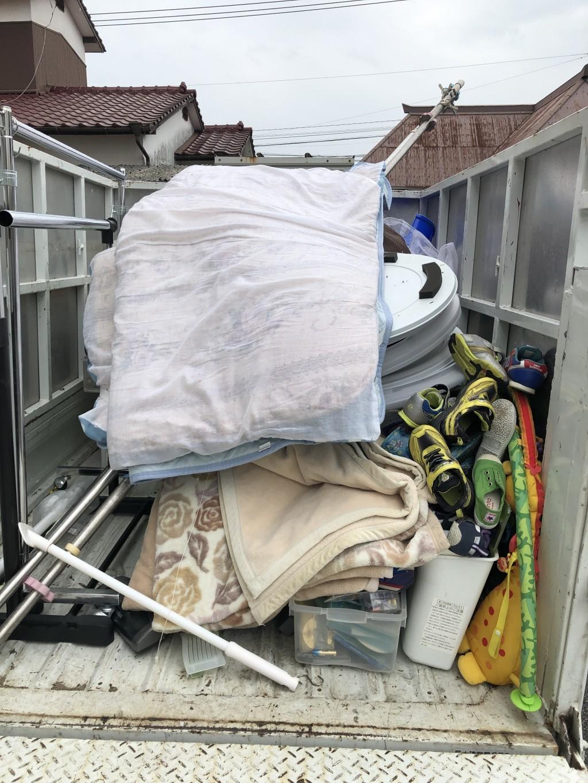【神埼市神埼町】引っ越し前の家電・家具回収☆翌日での対応にお喜びいただけました!