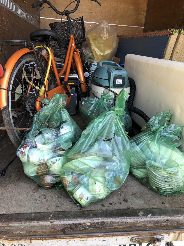 【佐賀市大和町】畳や自転車など不用品回収・処分ご依頼 お客様の声