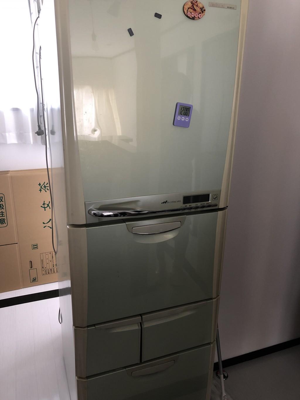 【佐賀市】冷蔵庫一点の回収 お客様の声