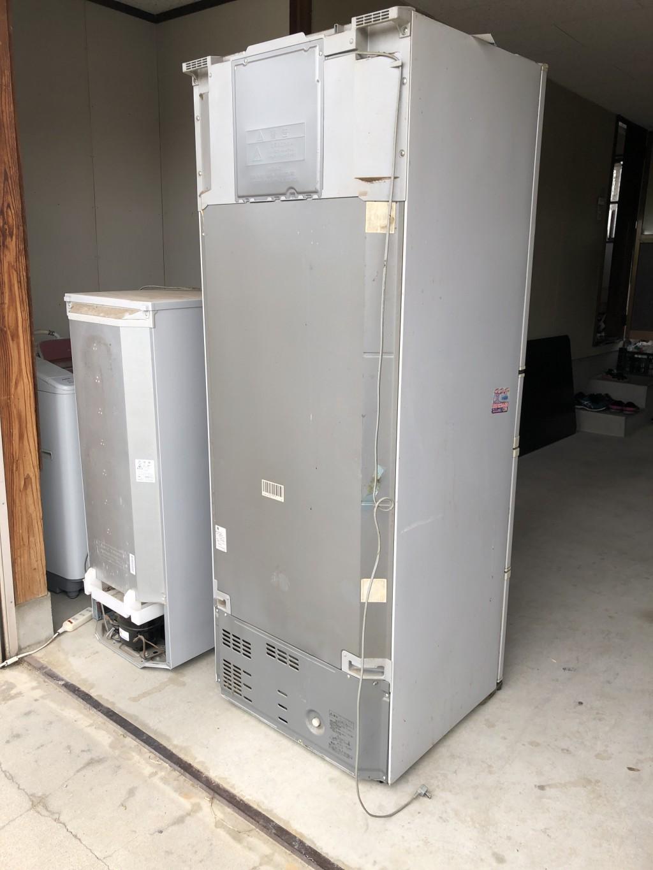 【由良町】冷蔵庫の出張不用品回収・処分ご依頼
