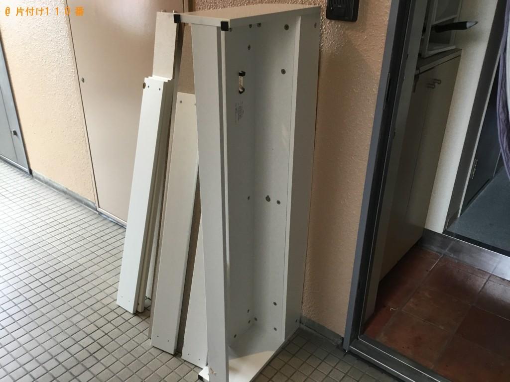 【佐賀市】セミダブルベッド、ベッドマットレスの回収・処分ご依頼