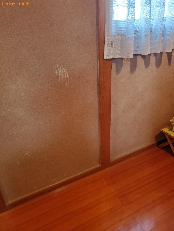 【佐賀市】ソファーベッド、椅子、セミダブルベッド等の回収・処分