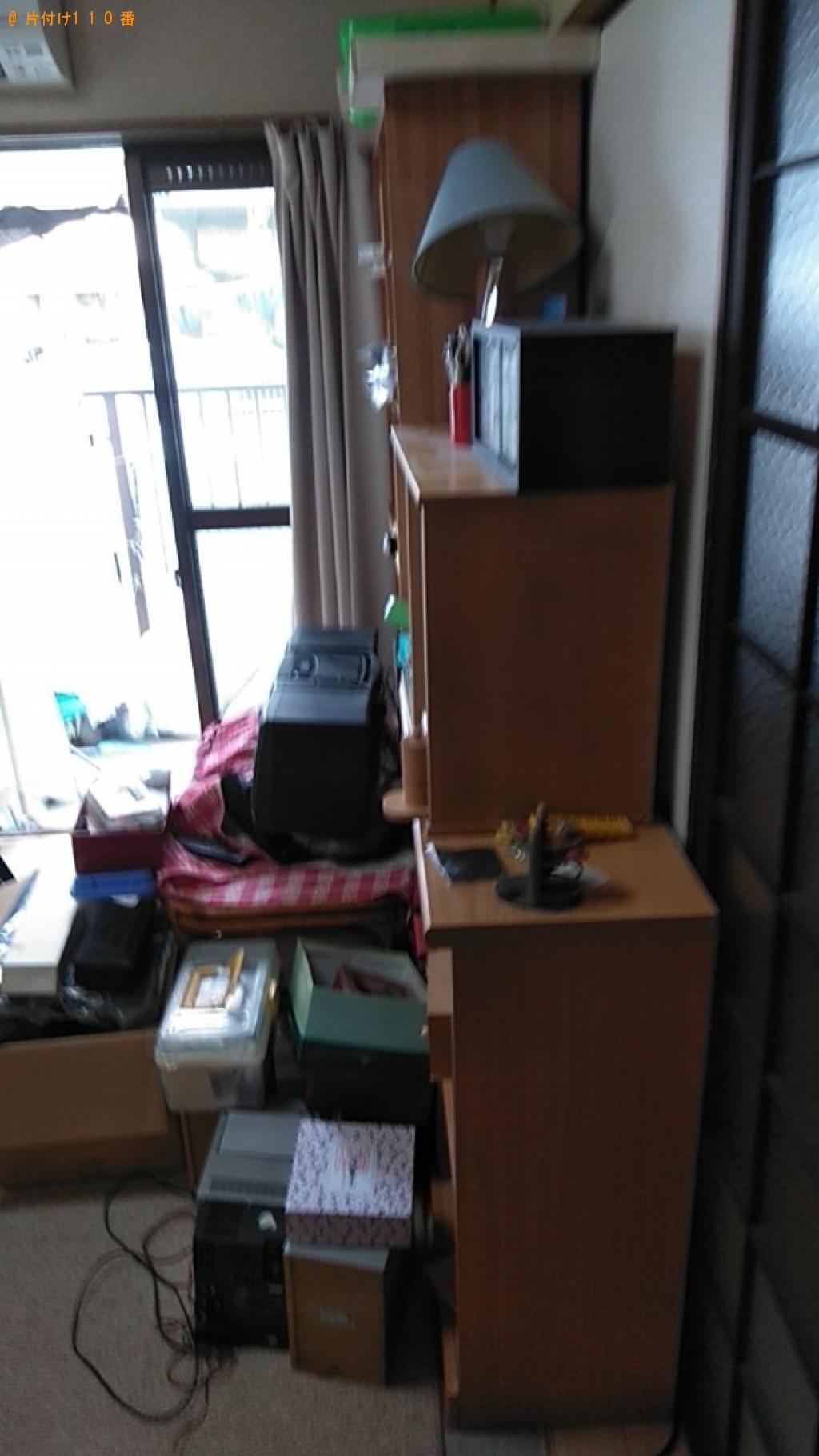 【佐賀市】軽トラック1台程度の出張不用品回収・処分ご依頼