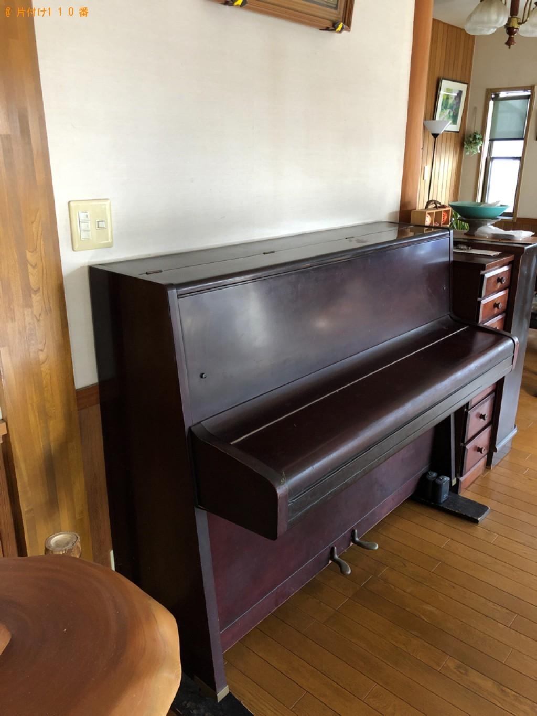 【佐賀市】ピアノの回収・処分ご依頼 お客様の声
