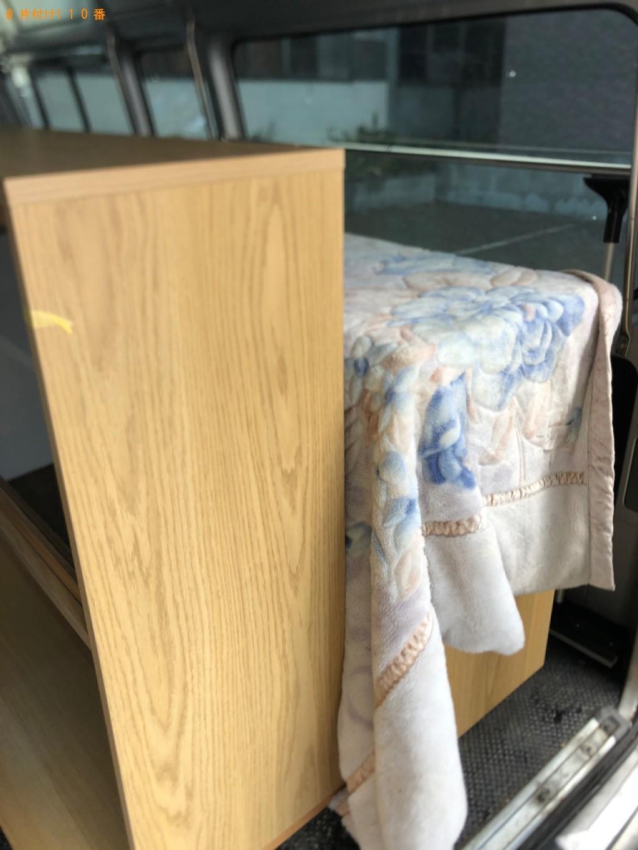 【佐賀市】冷蔵庫、本棚、タンス、布団、一般ごみ等の回収・処分