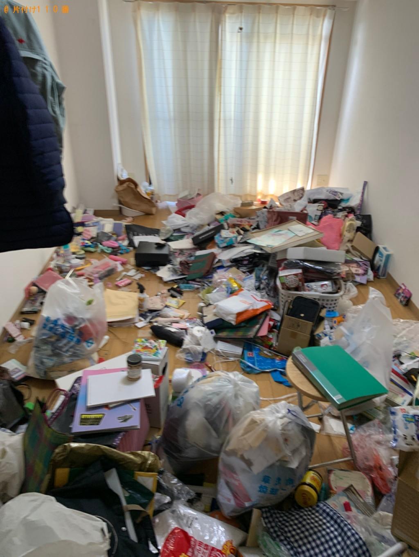 【佐賀市】家具、家電、一般ごみ等の回収・処分ご依頼 お客様の声