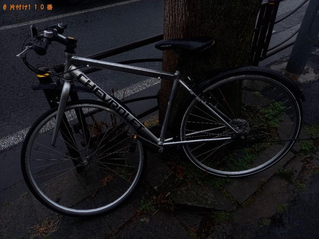 【佐賀市】自転車の回収・処分ご依頼 お客様の声