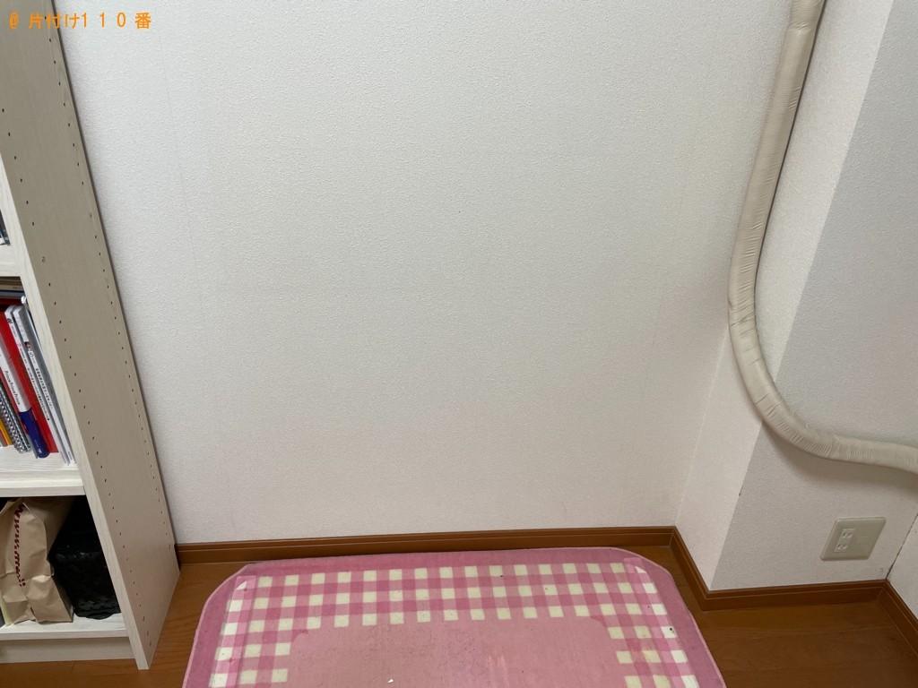 【佐賀市】学習机、椅子の回収・処分ご依頼 お客様の声