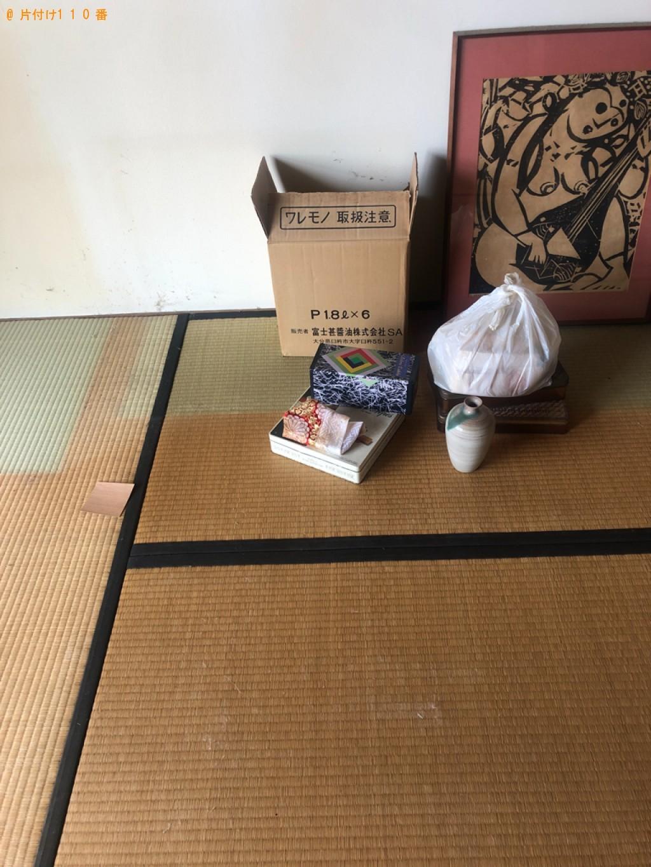 【佐賀市】仏壇、仏具の回収・処分ご依頼 お客様の声