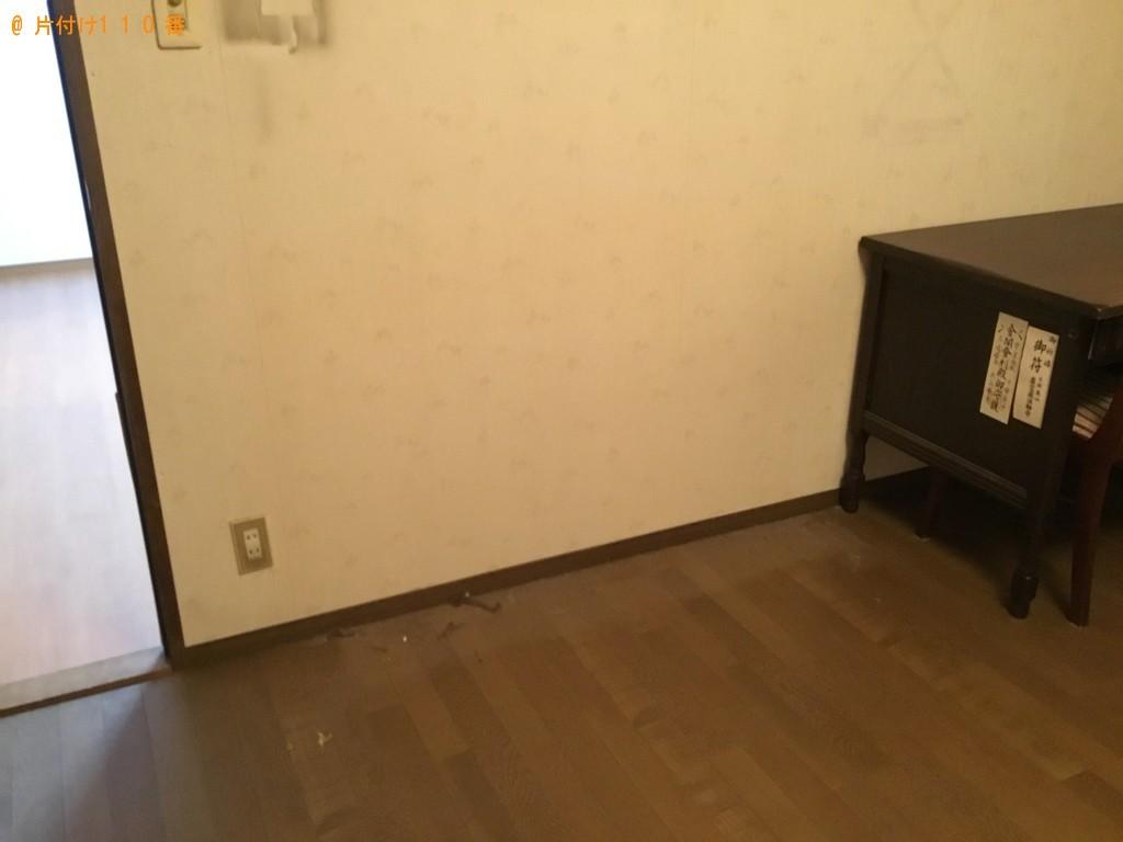 【佐賀市】電子ピアノの回収・処分ご依頼 お客様の声