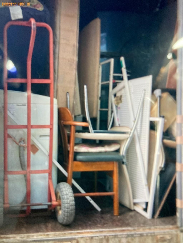【佐賀市】タンス、食器棚、ラック、椅子等の回収・処分ご依頼