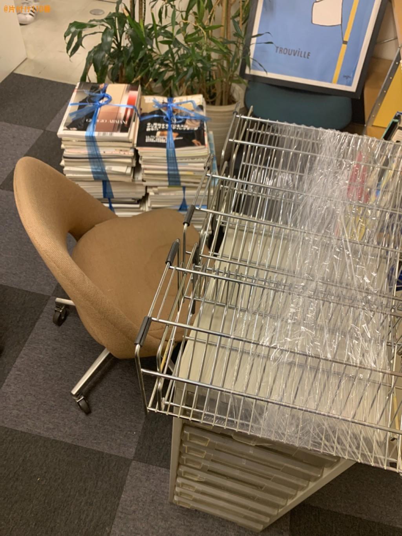 椅子、ラック、雑誌、掃除機等の回収・処分ご依頼 お客様の声